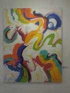 Levitação da Memória e do Sonho 3 | Pintura | 2011