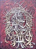 Cristo   Pintura   2019