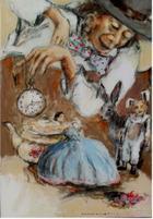 Alice   Pintura   2015