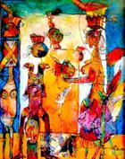 Quebra Cabeças   Pintura   sem data
