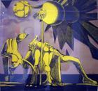 Um sentido convulsivo ou melhor reversivo | Pintura | 2009