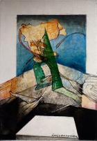 A errática conduta de alma | Pintura | sem data