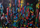 Africa minha | Pintura | sem data