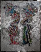 Dança Colorida | Pintura | sem data