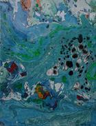 Oceano Azul | Pintura | sem data
