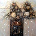 A Chegada   Pintura   2007