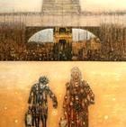 Os Salteadores do Tempo   Pintura   2008