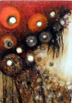 O Fim do Dia   Pintura   2004