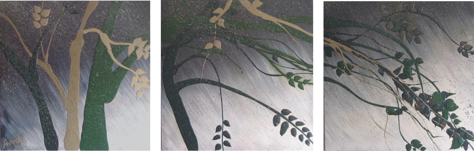 Janelas de Inverno   Pintura   2008