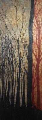Fire and ashes | Pintura | 2012