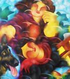 O observador   Pintura   2005