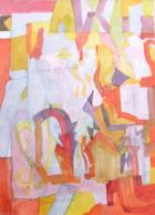 O grande alquimista | Aguarela | 2001