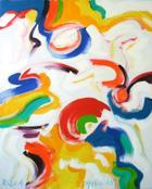 Da Criatividade em Tempo-Espaço do Imaginário 3 | Pintura | 2011