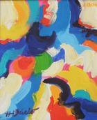 Série_Alegria de Viver | Pintura | 2006