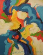 Série_Alegria de Viver | Pintura | 2001
