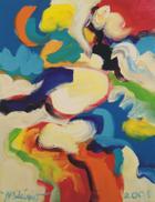 HILARIO_Sem Título | Pintura | 2001