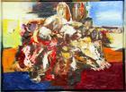 Pieta | Pintura | 2014