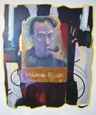 Incursões - Mário Eloy   Pintura   2009