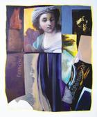 """Incursões - Francisco Vieira """"O Portuense""""   Pintura   2008"""