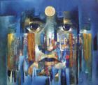 Contemplação | Pintura | 2009