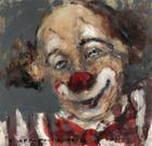 Palhaço V   Pintura   2012
