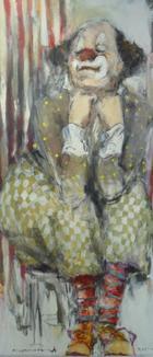 O sonhador    Pintura   2012