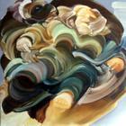 Ilha dos Imortais   Pintura   2008